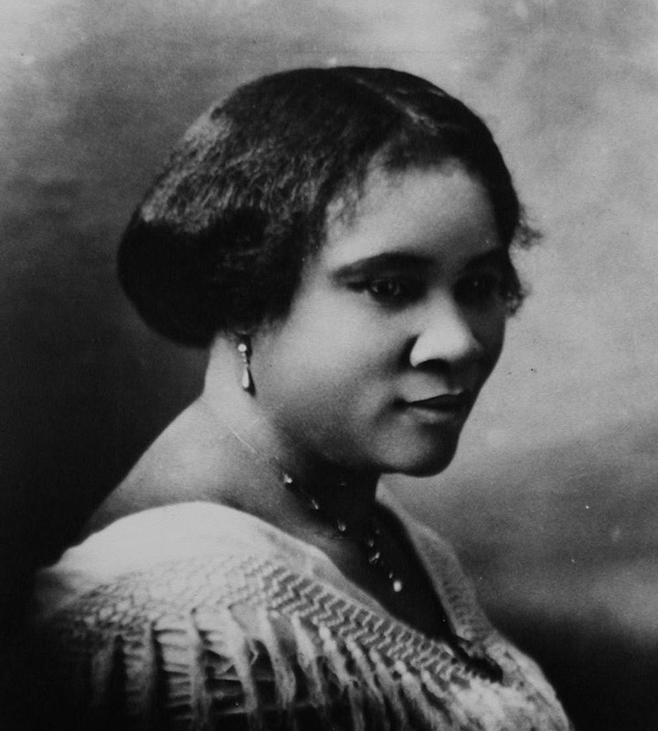 Madam C.J. Walker profile image