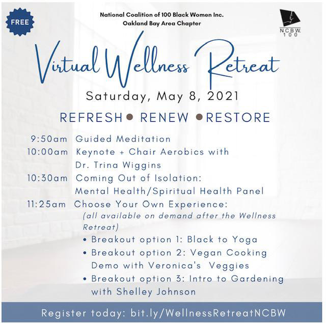 Virtual Wellness Retreat 2021
